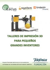TALLERES 3D