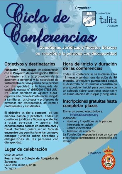 conferencias juridicas