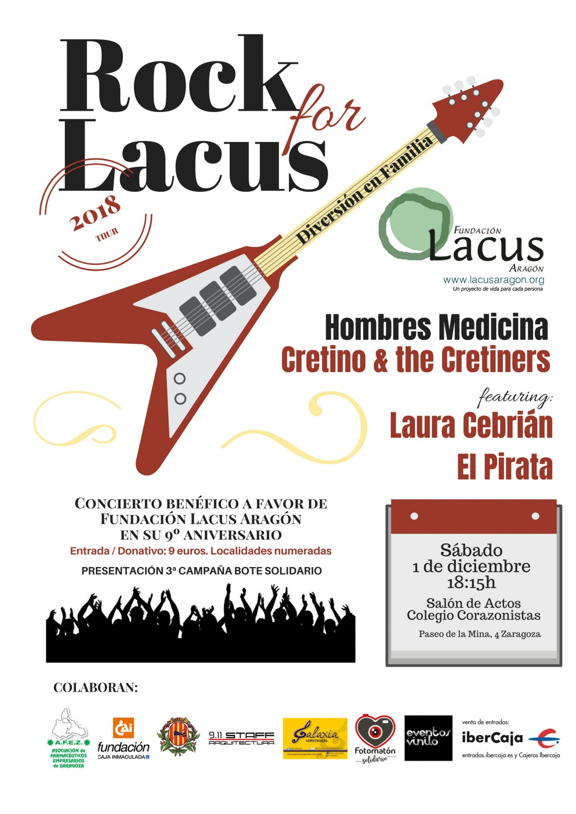 Rock for Lacus