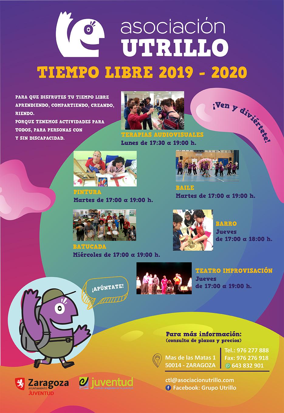 Tiempo Libre 2018-2019 - utrillo